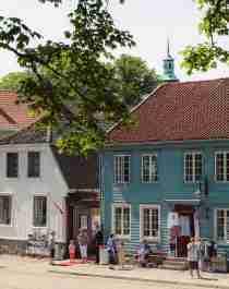 A street in Fredrikstad