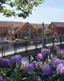 Fiskebrygga i Kristiansand