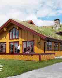 Hovden Fjellstoge og vandrerhjem hostel in Setesdal