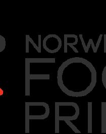 Norwegian foodprints logo