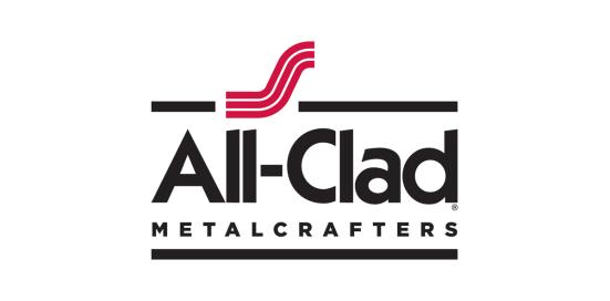 All-Clad Metalcrafters logos