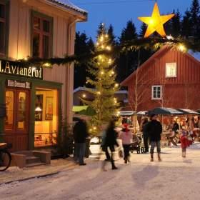 Maihaugen's Christmas Market
