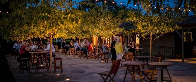 Al Fresco Dining In Napa Valley Outdoor Restaurants