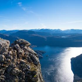 Fjord Norwegen Naturlandschaften Stadte Visit Norway