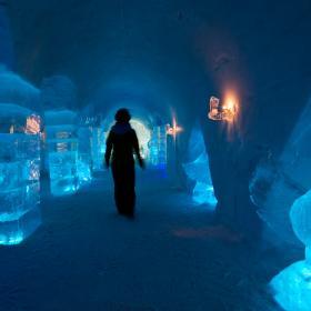 Alta, Norway – Ice hotel, northern lights, hiking, fishing