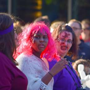 Zombie Walk 2016 - Square