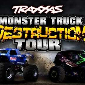 Traxxas Monster Truck Destruction Tour - Fort Wayne