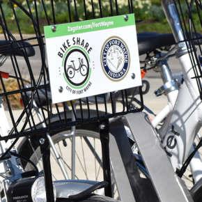 Bike Share Fort Wayne