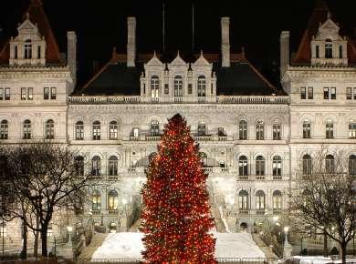Albany Shines Bright This Holiday Season