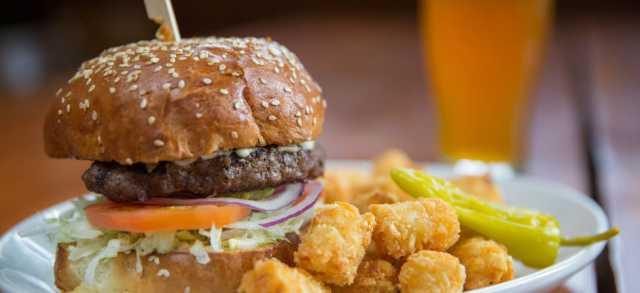 McMenamins Burger & Brew by Kathleen Nyberg