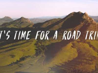 It's Time For A Road Trip | Highway 1 in SLO CAL