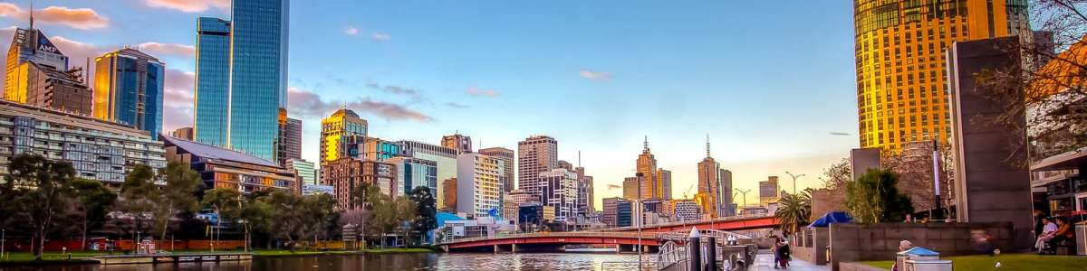 melbourne top ranked in asia pacific for sustainability