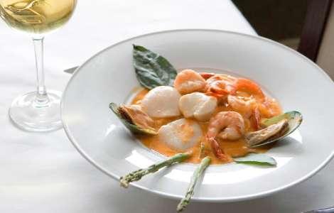 Asparagus - Seafood Panang