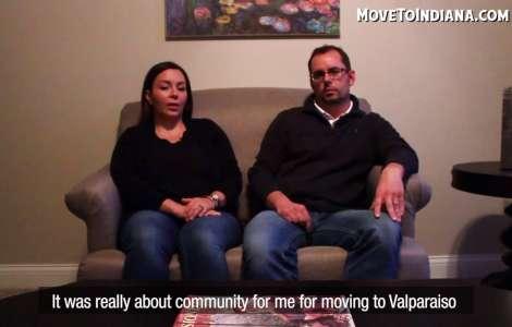 Move to Indiana - Kati and Martin