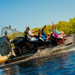 Airboat Ride - Melbourne