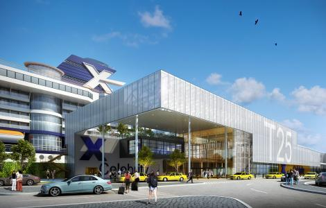 Cruise Terminal 25 Renovation Rendering