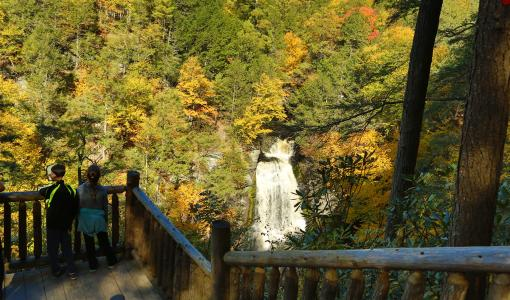 Aerial Waterfall