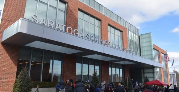 Saratoga Springs City Center Chowderfest