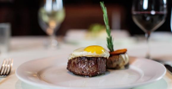 Prime at Saratoga National Dinner