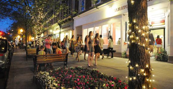 Saratoga Springs Nightlife