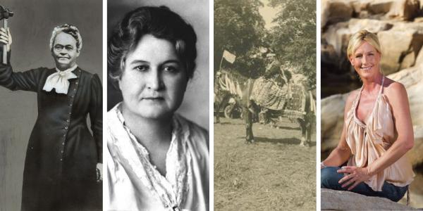 Female Activists in Kansas History
