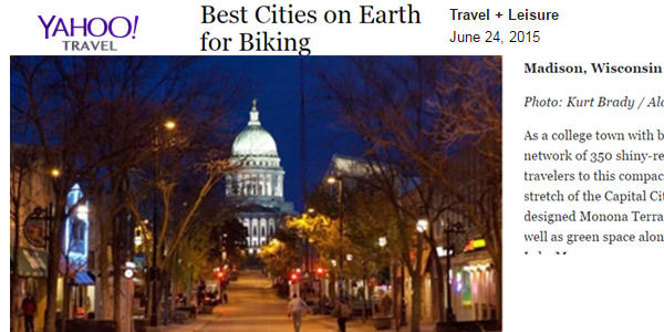 Best Cities on Earth for Biking