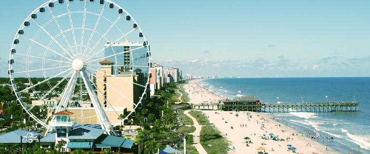 The Myrtle Beach Boardwalk Is A Must See Attraction But Just How Long It