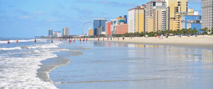 Visit Myrtle Beach Blog Myrtle Beach Wins 1 Beach Is Us National
