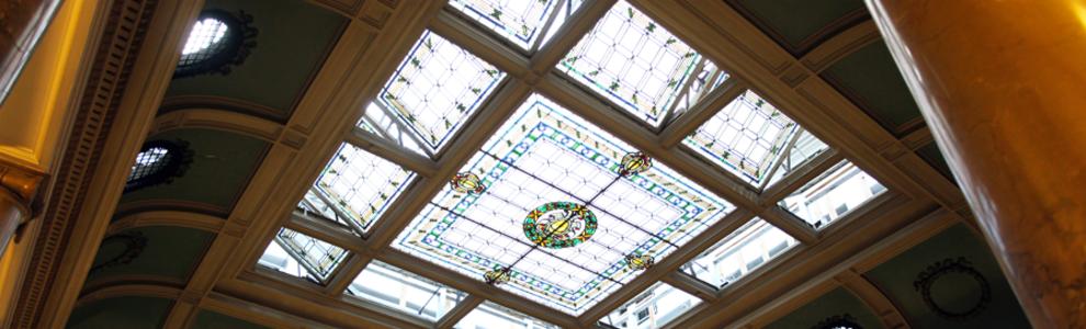 Museum ceiling_
