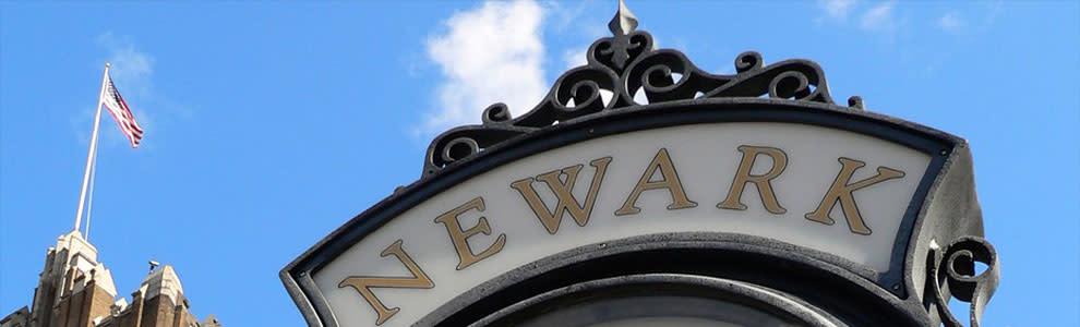 Top of Newark Clock (Expedia)