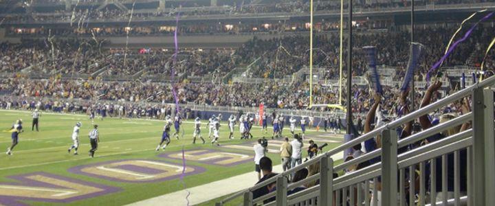 James Madison University football stadium