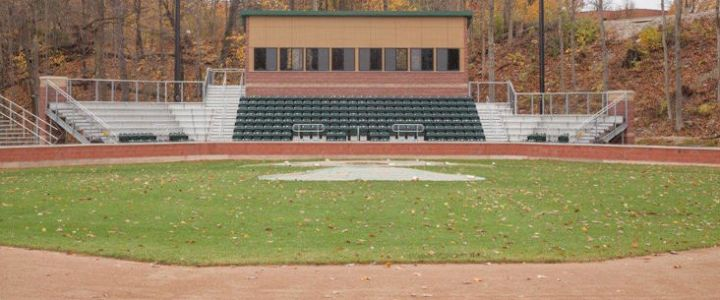 Huntington University baseball field