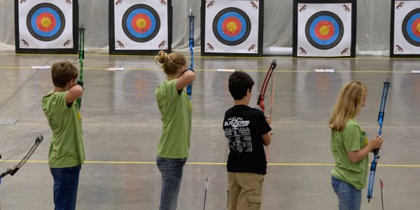 NASP Archery Tournament