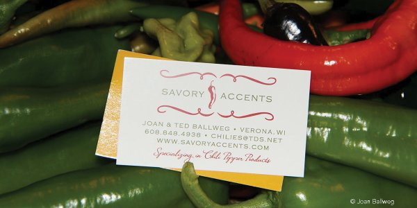 Meet the Producer: Savory Accents