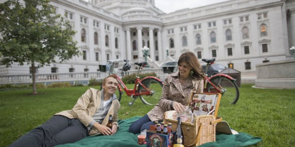 Picnic at the Capitol