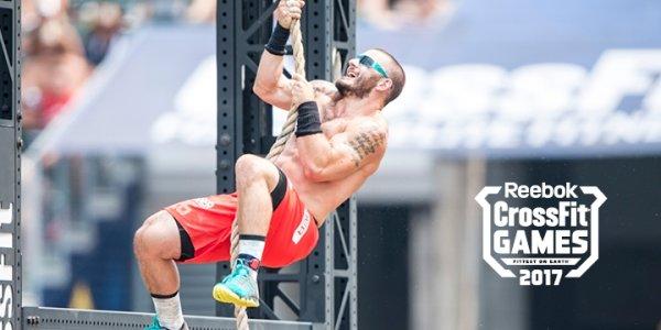 Copy of CrossFit 2017: Rope Climb