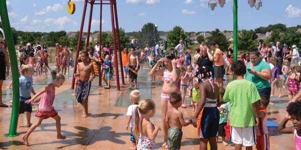 Fitchburg Splash Park
