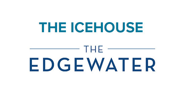 The Icehouse at The Edgewater Logo