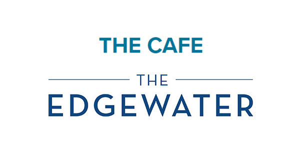The Cafe at The Edgewater Logo
