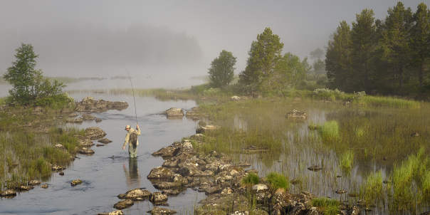 Fishing in Norway   Top places to fish