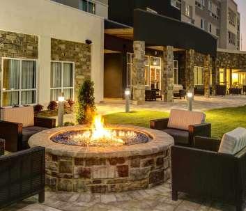 Courtyard Westbank