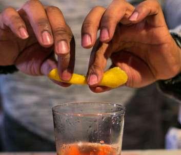 Victory Bar- cocktails