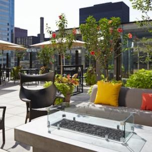 hyatt centric loop chicago aire rooftop