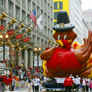 Uncle Dan's Thanksgiving Parade