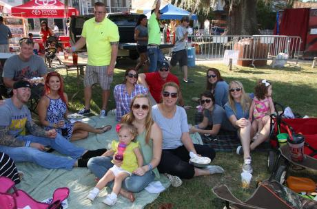 The Wooden Boat Festival is a family-friendly event