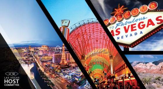 Las Vegas Host Committee photo collage