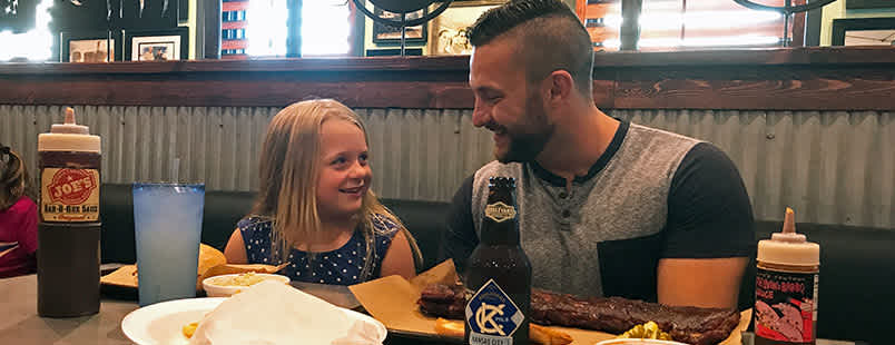 Best Kid Friendly Restaurants In Kc And Overland