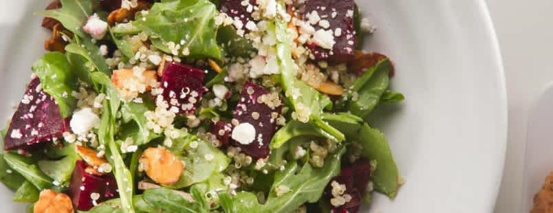 Gluten Free Salad From The Mi Overland Park