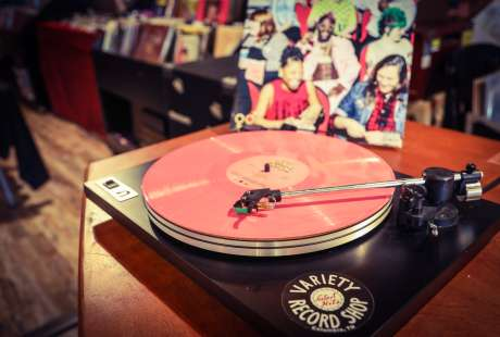 Variety Records