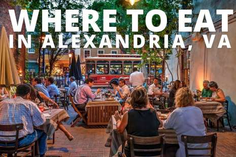 Where To Eat In Alexandria Is Known For Its Chef Driven And Independently Owned Eateries Serving The Freshest Catch At Seafood Restaurants While